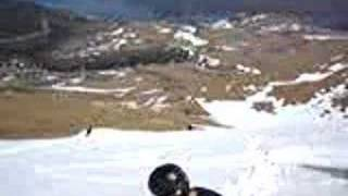 Skiing The Tablelands
