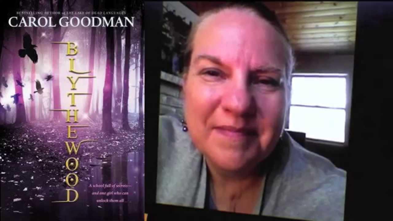 Carol Goodman Interview