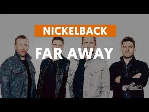 Far Away - Nickelback (aula de violão completa)