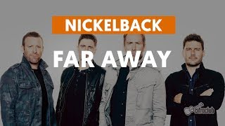 Far Away - Nickelback (aula de violão completa)