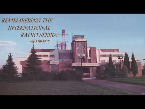Radio Serbia Int'l 6100 kHz - Beograd (Serbia) English/Spanish/Serbian/Italian/Russian - 2015 06 15