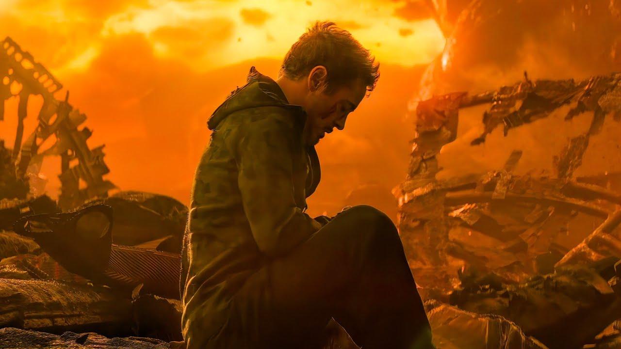 """Download Avengers Disintegration Scene - """"Avengers Turns To Dust"""" Scene - Avengers: Infinity War (2018) Clip"""