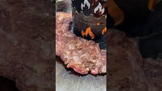 Best Steak Crust You Will Ever See! #shorts #tiktok #cooking #food #steak #meat #recipe #foodie