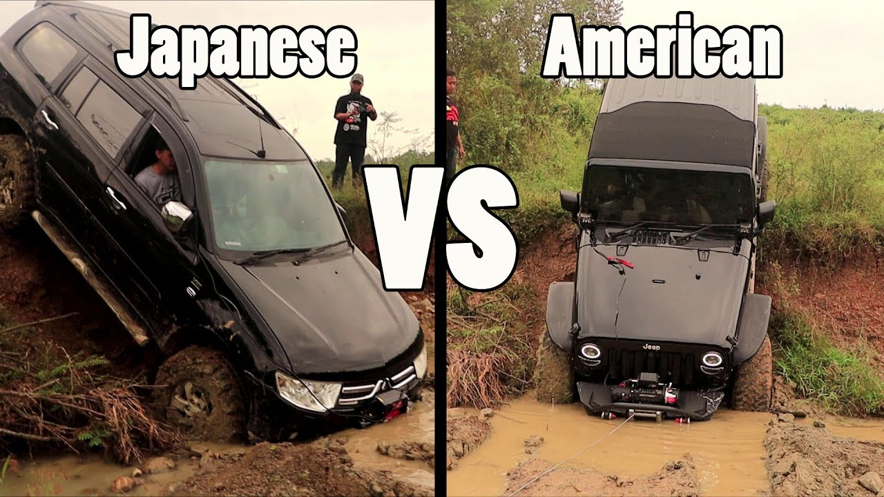 JK offroad extreme di Subang Indonesia