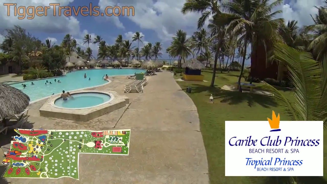 Caribe Club Princess And Tropical Beach Resort Spa You