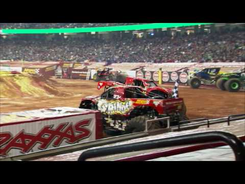 Monster Jam in Georgia Dome - Atlanta, GA 2013 - Full Show - Episode 10