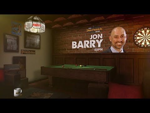 ESPN's Jon Barry Talks LeBron, Celts Comeback & More with Dan Patrick | Full Interview | 5/4/18
