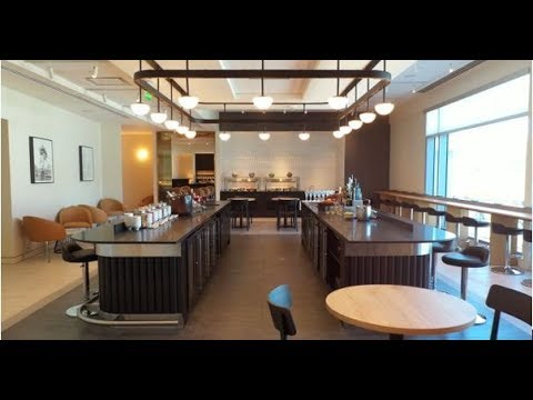 Video: Look at the Redesigned British Airways Lounge in San Francisco
