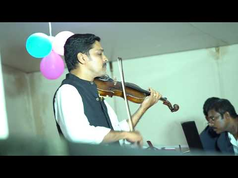 Rasathi Unna Kanatha Nenju   Violin    Suraj