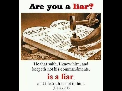 Are You a Liar?