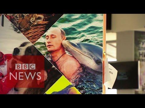 Why Is Vladimir Putin So Popular In Russia? BBC News