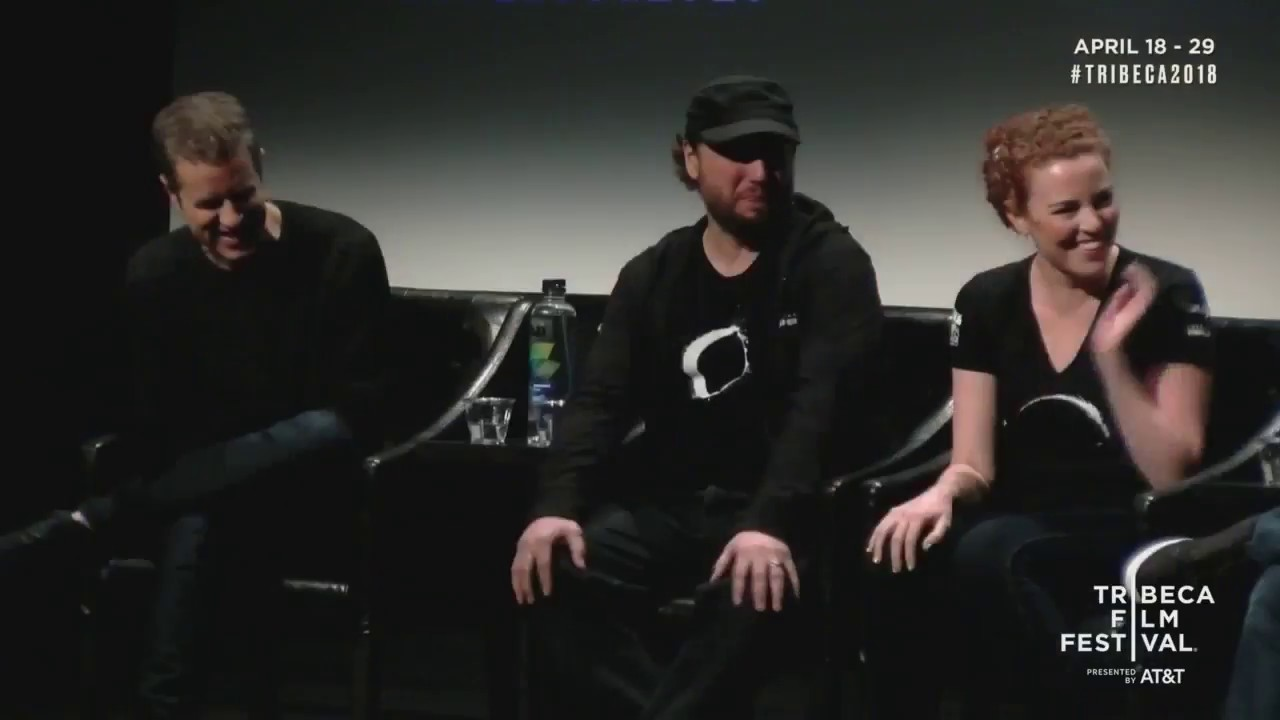 Shadow of the Tomb Raider panel at Tribeca Film Festival 2018 (Full)