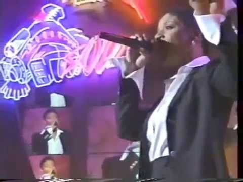 Soul Train 96 Performance  Chantay Savage  I Will Survive!