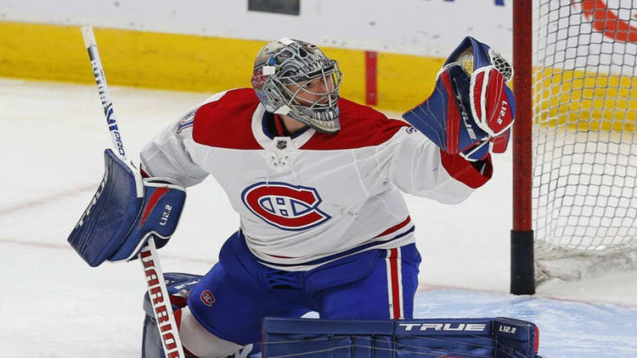 Montreal star Carey Price steps away for mental health help