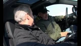 Тест-драйв Porsche Cayenne.2012 про.Движение Порше