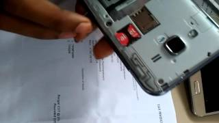 Samsung J2 J200GU Country Lock solutions