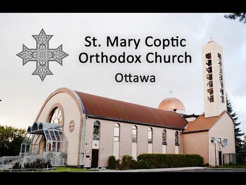 St Mary Coptic Church Ottawa / Funeral Service / 2017-02-21