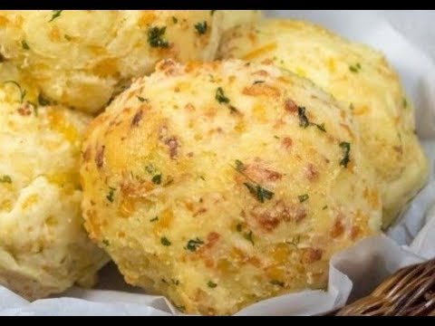 CHEESY BISCUITS - Recipe