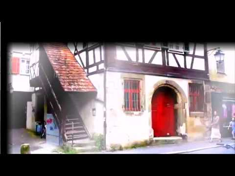 Travel around the world  Tübingen, Germany  a historic unive