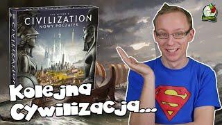 Cywilizacja Nowy Początek | Gra planszowa, recenzja