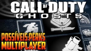cod ghosts perks teaser possveis perks do multiplayer cod mw2 gameplay
