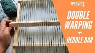 Double Warping Frame Loom