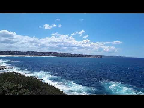 Maroubra Beach to Magic Point Coastal Walk