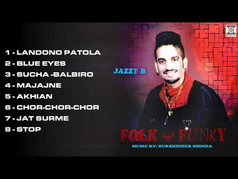 Folk 'n' Funky Jazzy B Full Songs Jukebox