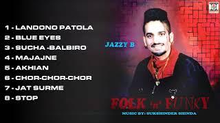 FOLK 'N' FUNKY - JAZZY B - FULL SONGS JUKEBOX