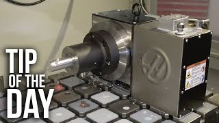 Easy Cylindrical Engraving & Machining: Use G47/G107 No CAM needed – Haas Automation Tip of the Day