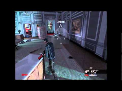 Splinter Cell Conviction : Gun Song 2