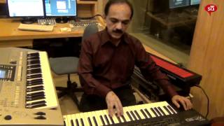 Pallav Pandya on music therapy, pitch bending techniques and the Continuum keyboard