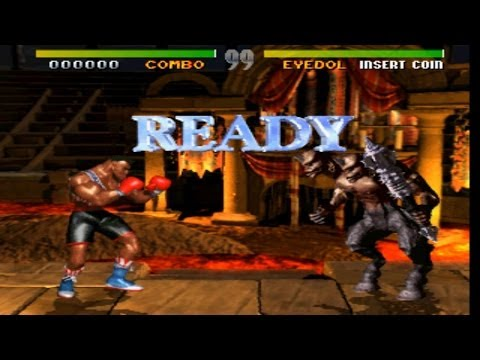Killer Instinct Gameplay Playthrough With TJ Combo