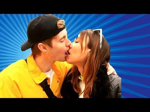 Идеальный поцелуй  -  Как научиться целоваться идеально 2019