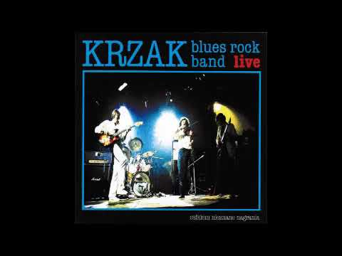 Krzak ‎- Blues Rock Band Live (full album)