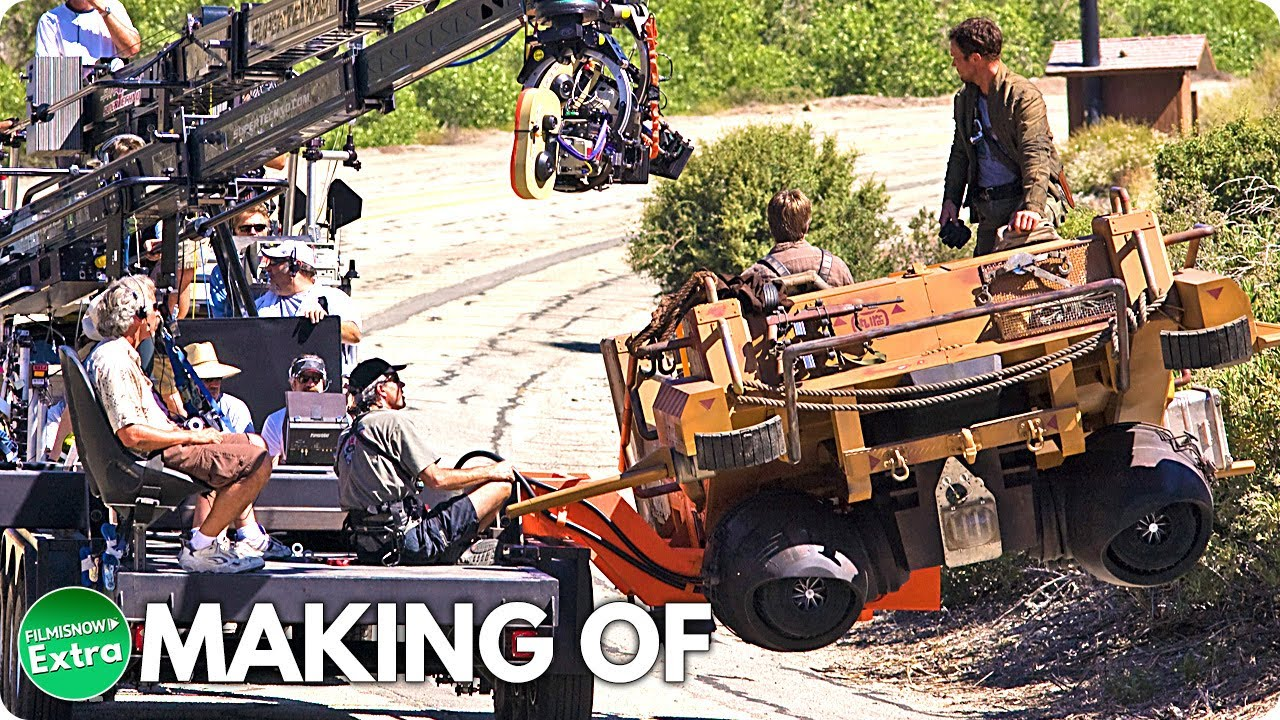 SERENITY (2005) | Behind the Scenes of Nathan Fillion Sci-Fi Movie - Part 1/2