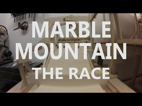 Marble Mountain, The Race