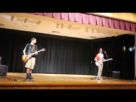 Reserved Parking - Talent Show 2013