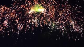 Фестиваль фейерверков в СВАО г.Москвы участник №6 28.07.2013