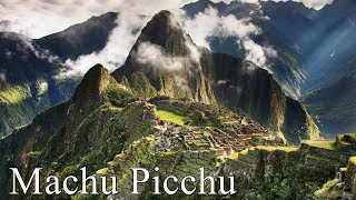 350 Yıl Bulunamayan Dağların Tepesindeki Şehir - MACHU PİCCHU