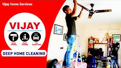 Deep Home Cleaning Service - Vijay Home Services