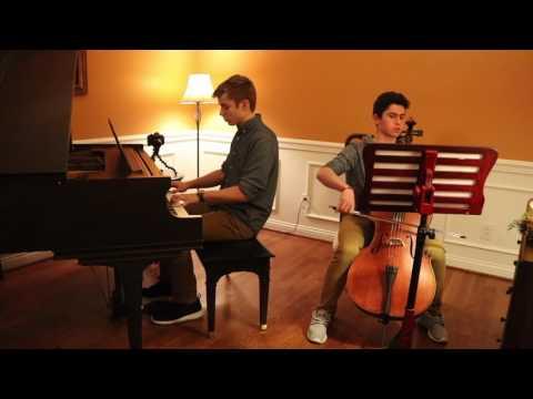 Canon In D (Piano And Cello Cover) - CLE Celliano