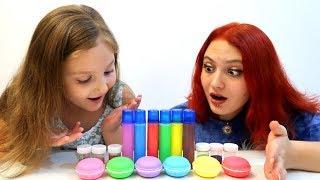 3 Culori SLIME Challenge cu Laura Vrabie si BettyL Club