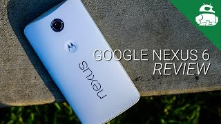 Motorola Google Nexus 6 Review Videos