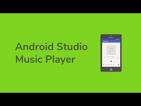 Java ( Android Studio ) Tutorial  - Music Player -