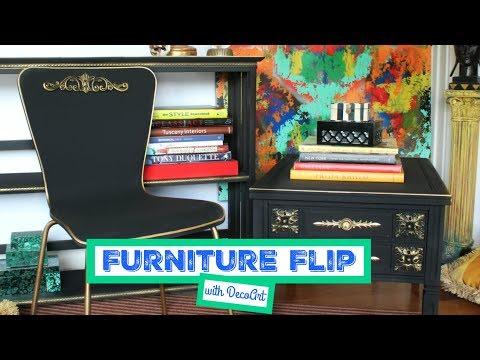 DIY Furniture Flip