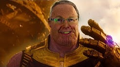 AXEL VOSS snaps his fingers and WIPES OUT HALF OF THE INTERNET!