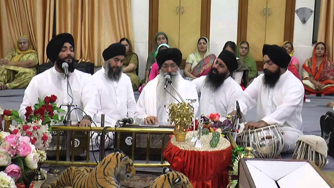 Download Tere Bharose Piare By Bhai Harjinder Singh Ji Sri Nagar Wale