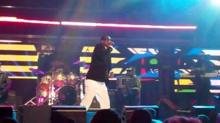 "Wayne Wonder @ Reggae Sumfest, Montego Bay 7-23-11 Performing ""Love And Affection"""