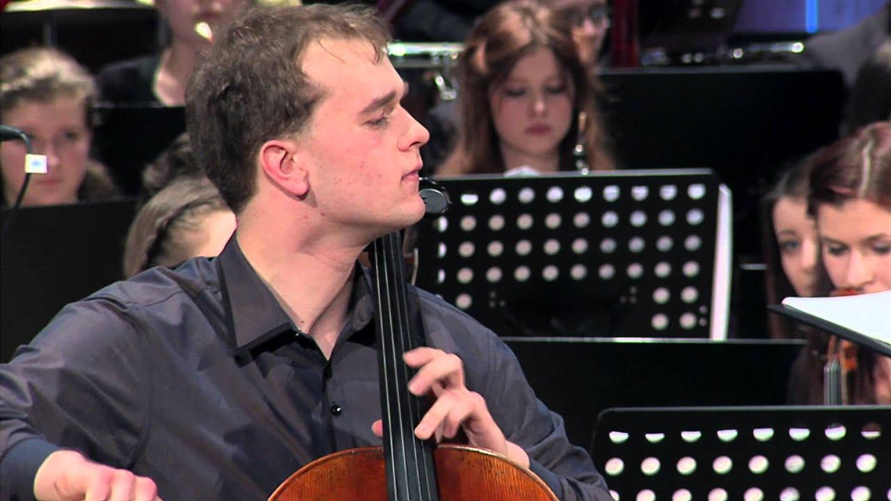 Antonin Dvorak - Cello Concerto in B minor Op. 104 conducted by Sylwia Anna Janiak
